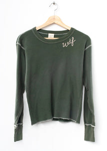 WTF Thermal Tee L/S (5 Colors)