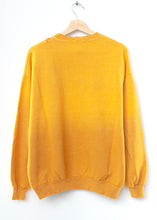 "Vintage  ""Louisisana""  Sweatshirt -Yellow -M/L"