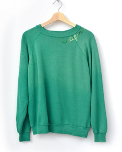 California Rainbow Sweatshirt - Green
