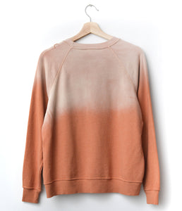 California Sweatshirt- Frost Orange