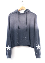 Follow your Star Hoodie - Charcoal