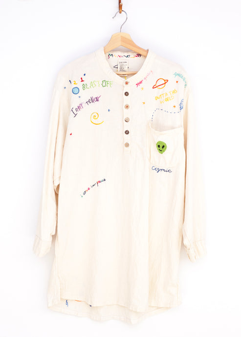 Embroidered Tunic -UFO