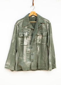 Stars and Stripes Army Jacket