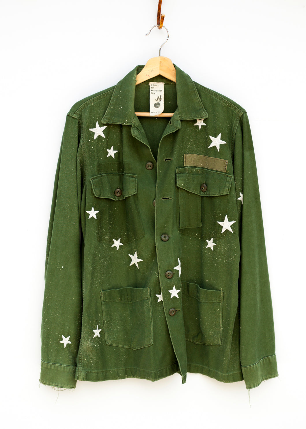 Stardust Army Jacket