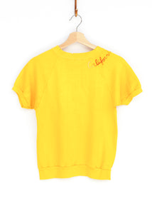 California Shorty Sweatshirt - Daffodil