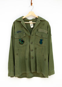 Gates Army Jacket