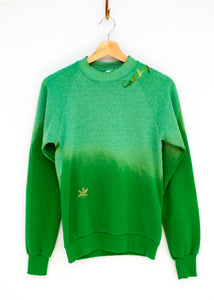 Cali High Sweatshirt - Kush Green