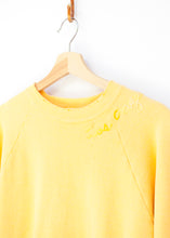 Los Angeles Sweatshirt - Yellow
