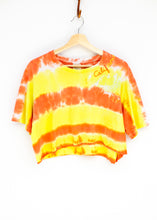 Sunshine Cropped Tee