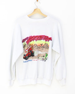 Johnny Herrera Sweatshirt
