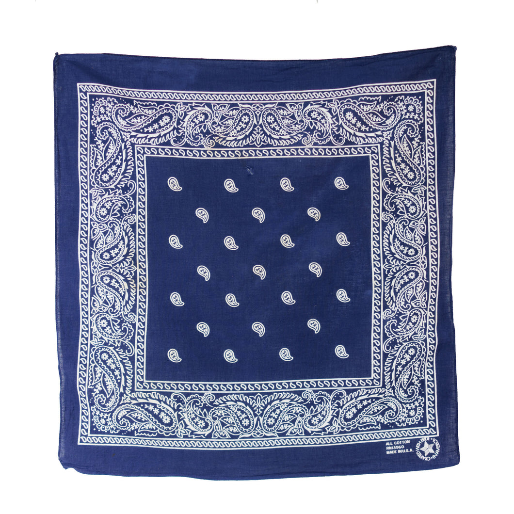 VINTAGE BANDANA - TIMELESS (MORE COLOR)
