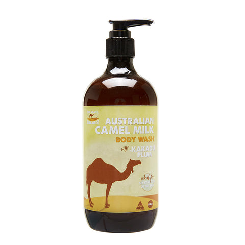 Australian Camel Milk and Kakadu Plum 500ml Hand and Body Wash