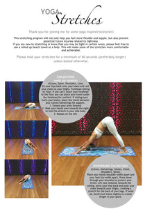 Yoga Stretching Program