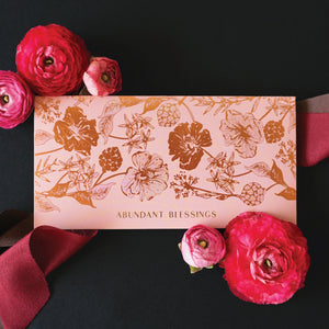 (Backorder) Fleurish Red Packets
