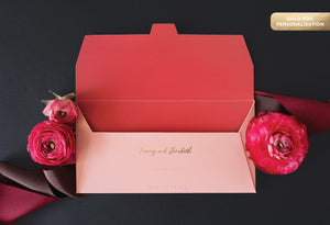 Fleurish Red Packets