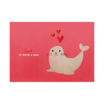 Seal It With A Kiss Card