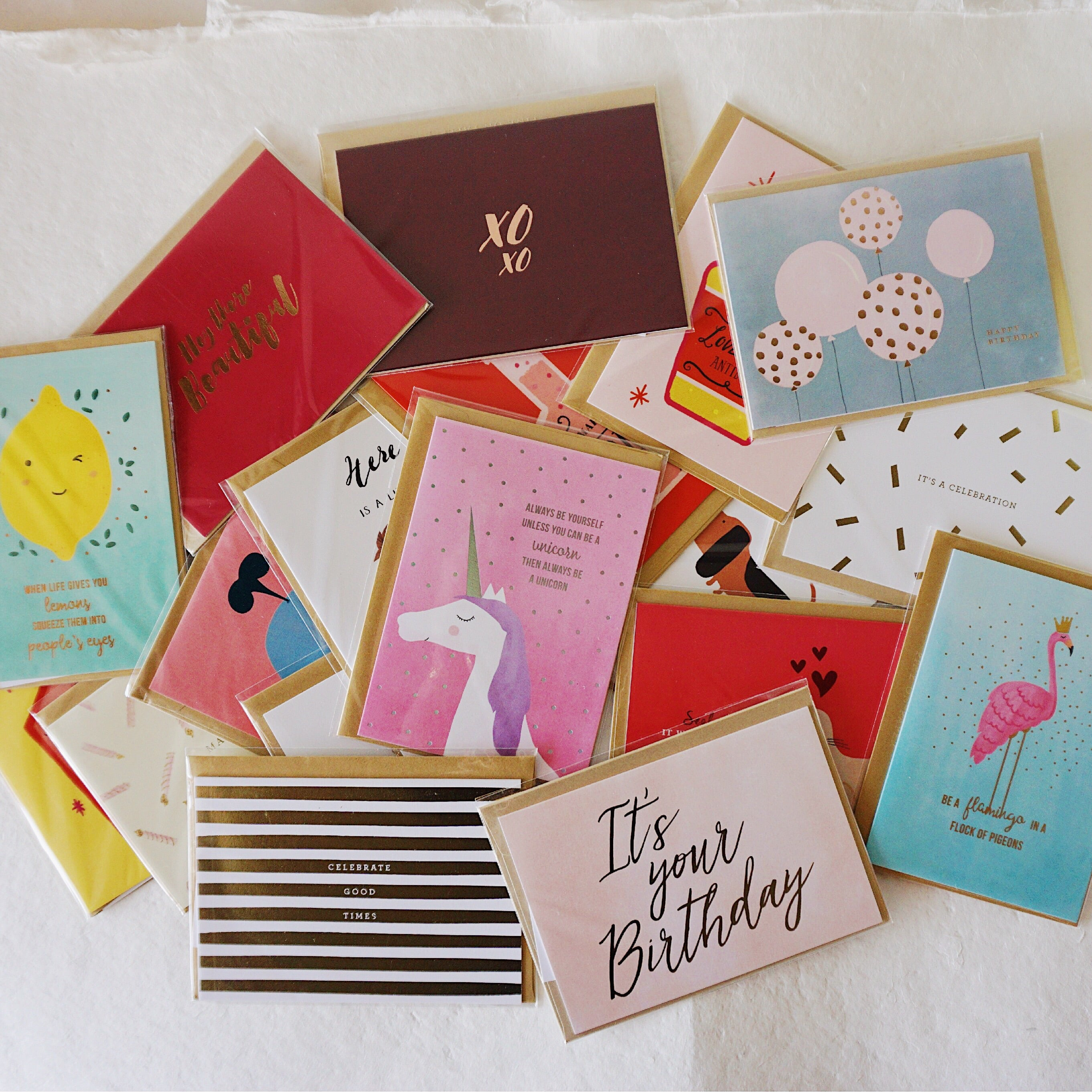 Greeting Card Bundle Set