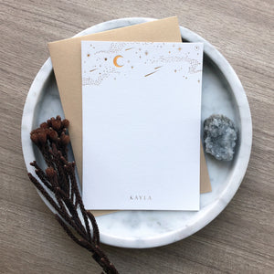 Cosmic Notecards