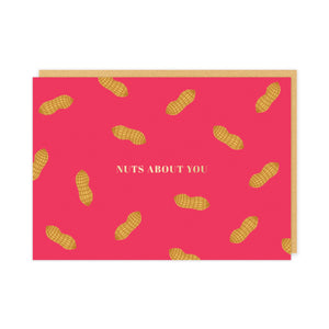 Nuts About You Card
