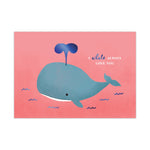 Whale Always Love You Card