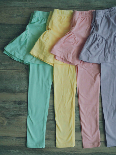 PASTEL CANDY LEGGINGS