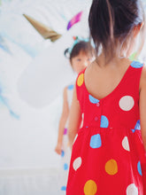 CUTE DOTTY DRESS