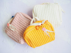 COTTON SOFT SHOULDER BAG