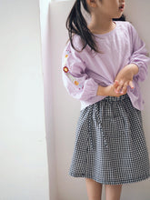 TWO POCKETS KNEE-LENGTH SKIRTS
