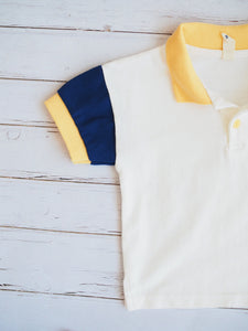 FRESHLY BOYS POLO TEE