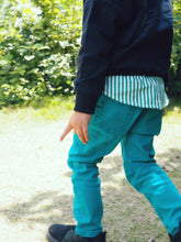 BOYS SLIM FIT CHINO PANTS