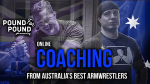 Online Armwrestling Coaching