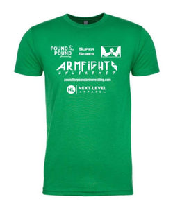 Elite Series T-shirt (green or black)