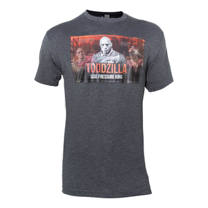 Toddzilla Side Pressure King T-shirt
