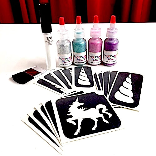 Buy TAG Body Art Glitter Tattoos Online at Face Paint for every body
