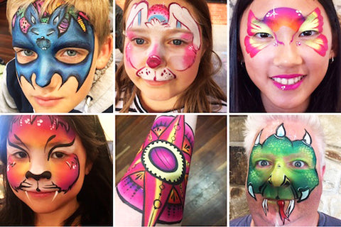 Adelaide Face Painter