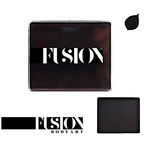 Fusion Body Art Prime Strong Black 100Gm Prime Colours 100Gm