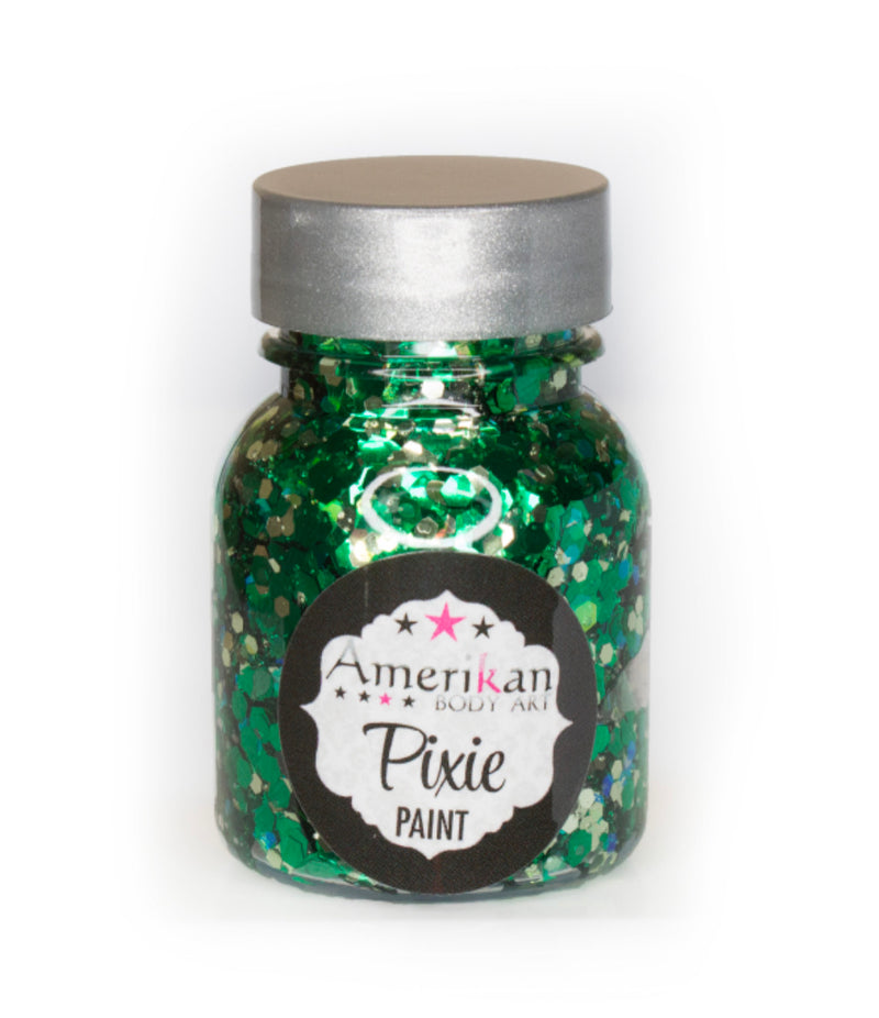 Amerikan Body Art Pixie Paint Glitter Gel Absinthe