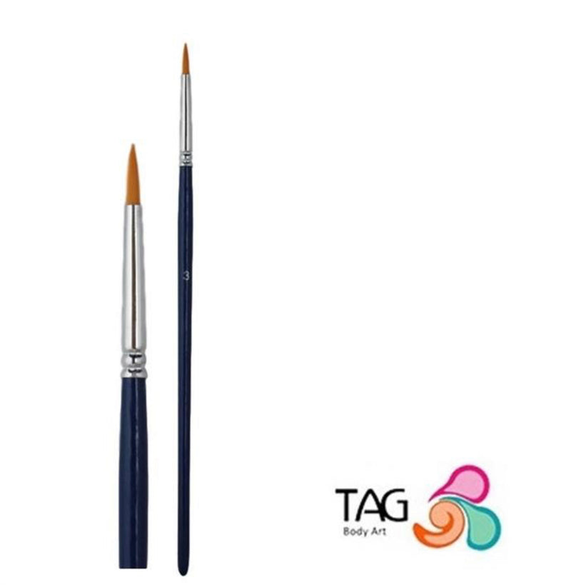 TAG Round Brush Size 3