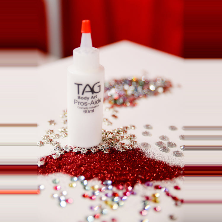 TAG Adhesive Pros-Aide Body Glitter Glue