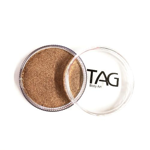 TAG Pearl Old Gold Face & Body Paint