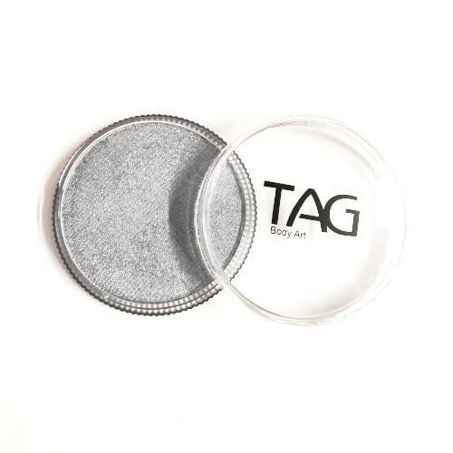 TAG Pearl Silver Face & Body Paint
