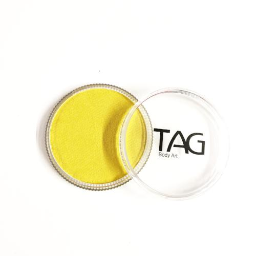 TAG Pearl Yellow Face & Body Paint