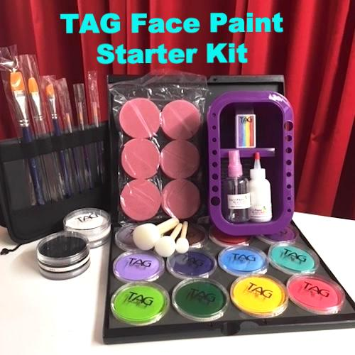 TAG Face Paint Starter Kit
