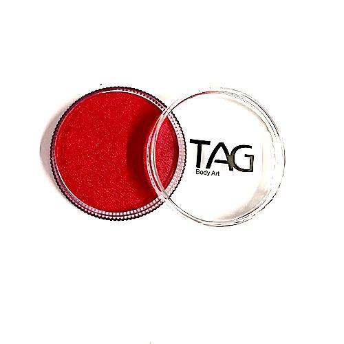 TAG Pearl Red Face and Body Paint