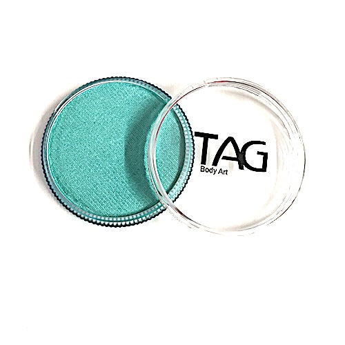 TAG Pearl Teal Face and Body Paint