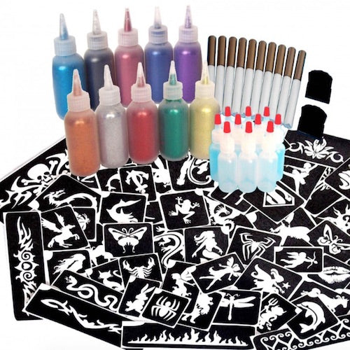 TAG Professional Glitter Tattoo Kit