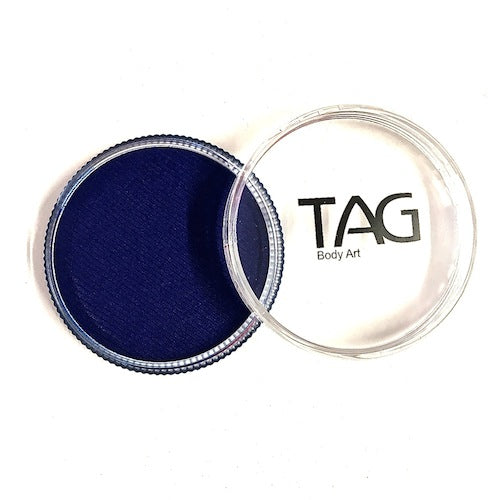 Tag Dark Blue Face Paint