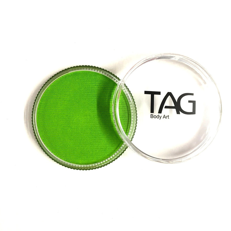 Tag Light Green Face Paint