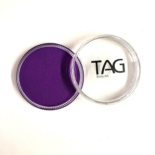 Tag Purple Face Paint