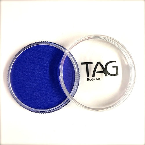 Tag Royal Blue Face Paint